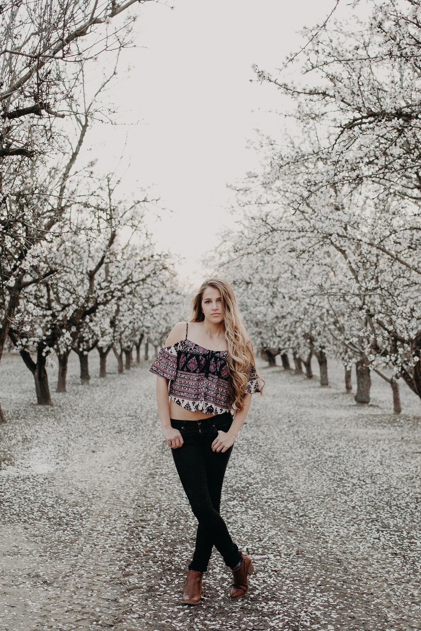Gabby - Almond Blossom4